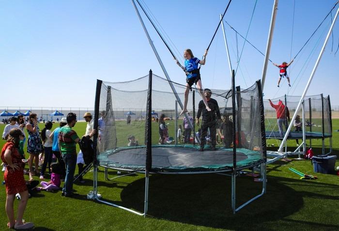 Kings' School Nad Al Sheba Fun Day Out | January 2017