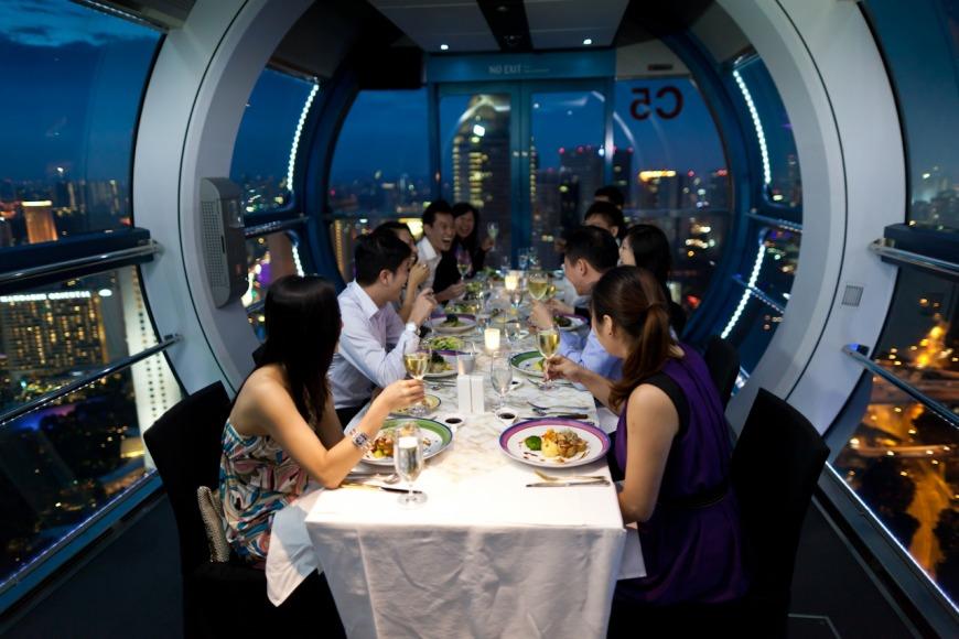 Singapore Flyer   Photo: yoursingapore.com