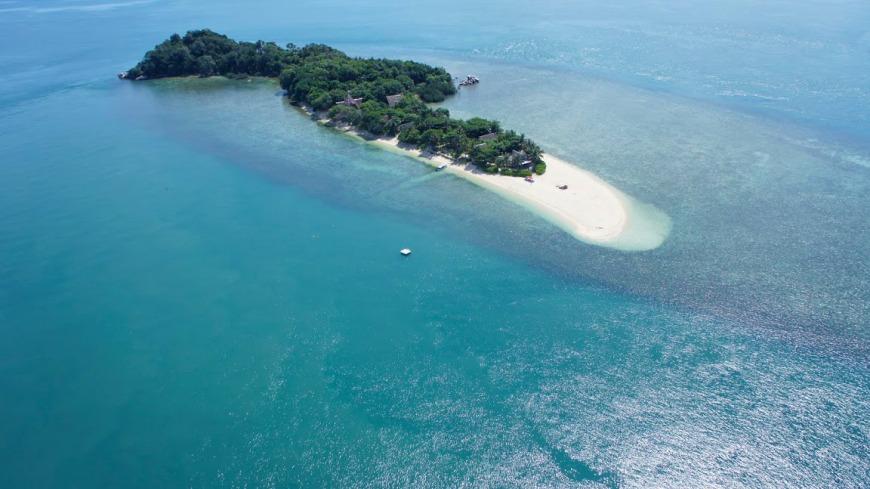 Pulau Pangkil   Photo: pangkil.com