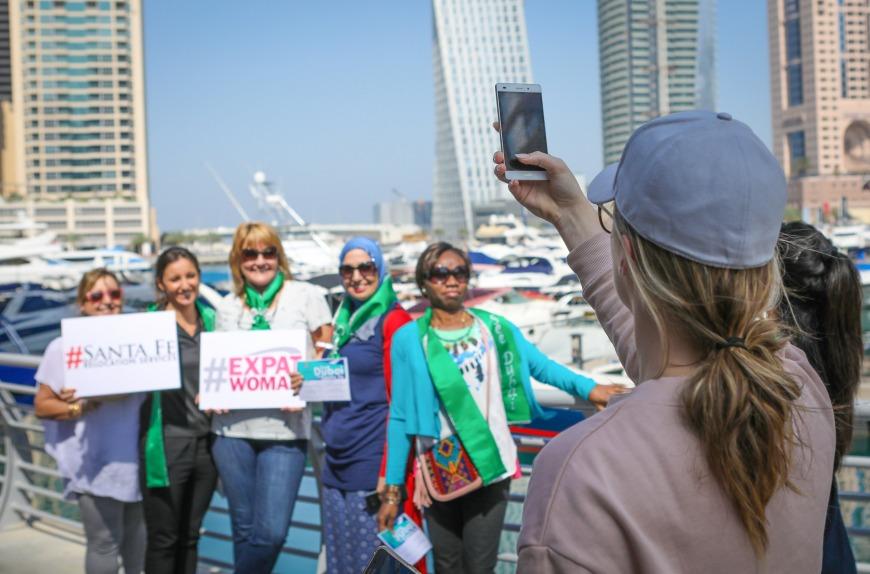 See Dubai with Santa Fe   February 2017