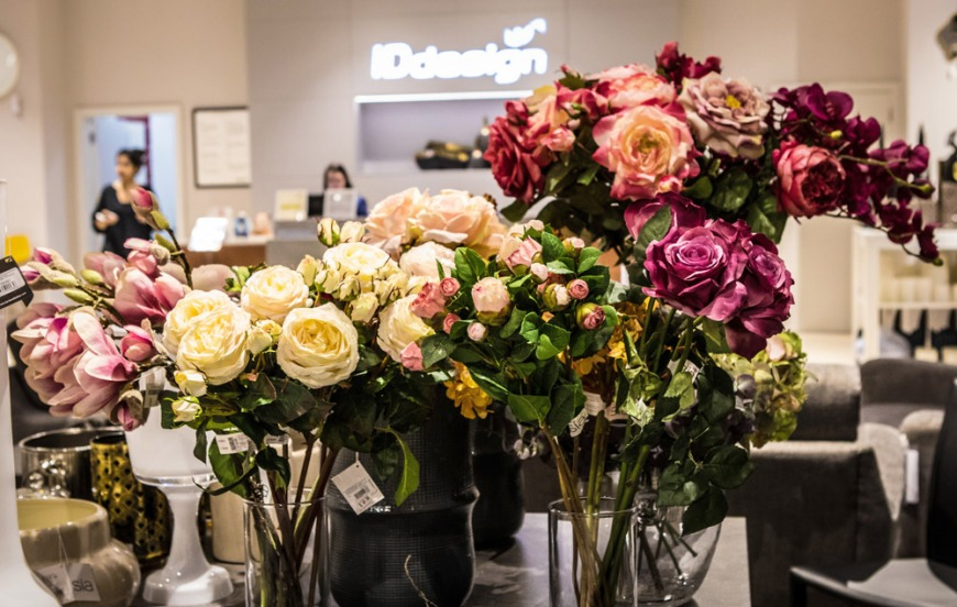 ExpatWoman & IDdesign Floral Workshop | March 2017