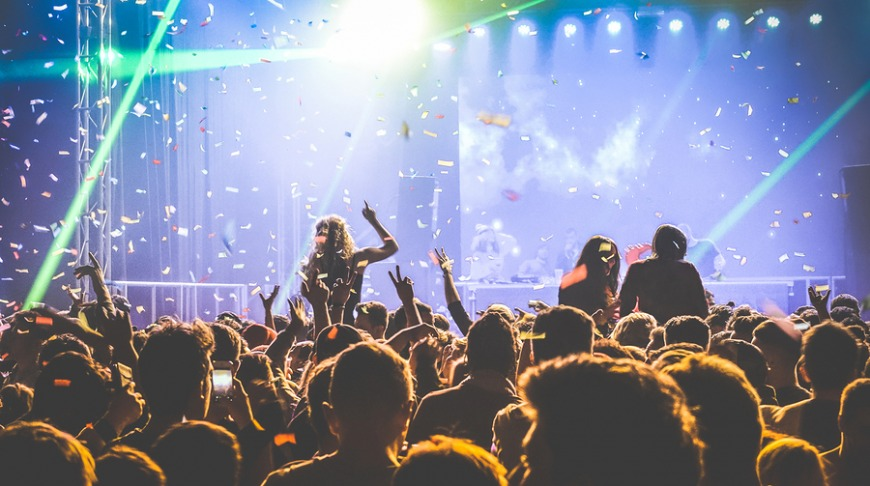 Nightlife and concerts