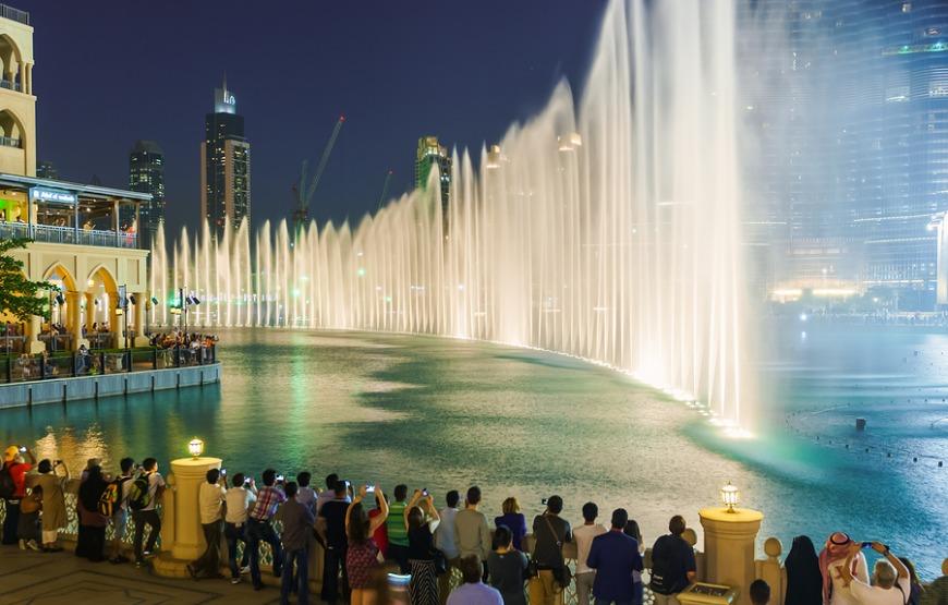 Sheikh Mohammed bin Rashid Blvd