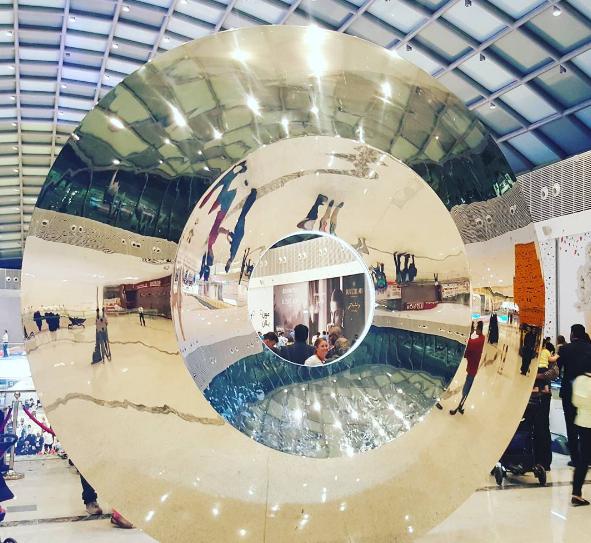 Doha Festival City | Photo: IG aultyb