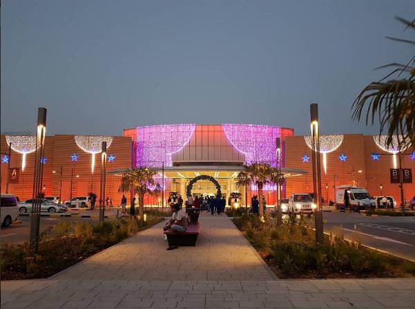 Doha Festival City | Photo: IG lady_steel