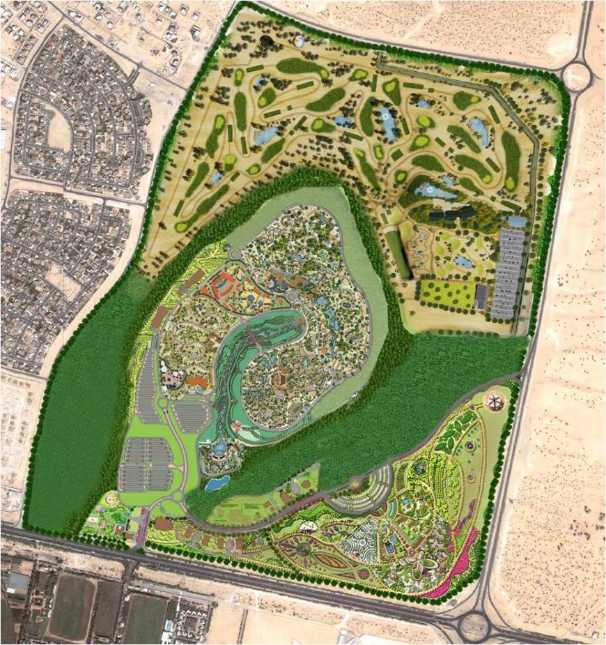 Dubai Safari | Image: Dubai Municipality
