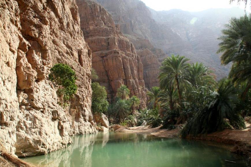 Wadi Shab | Photo: omanvisitors.com