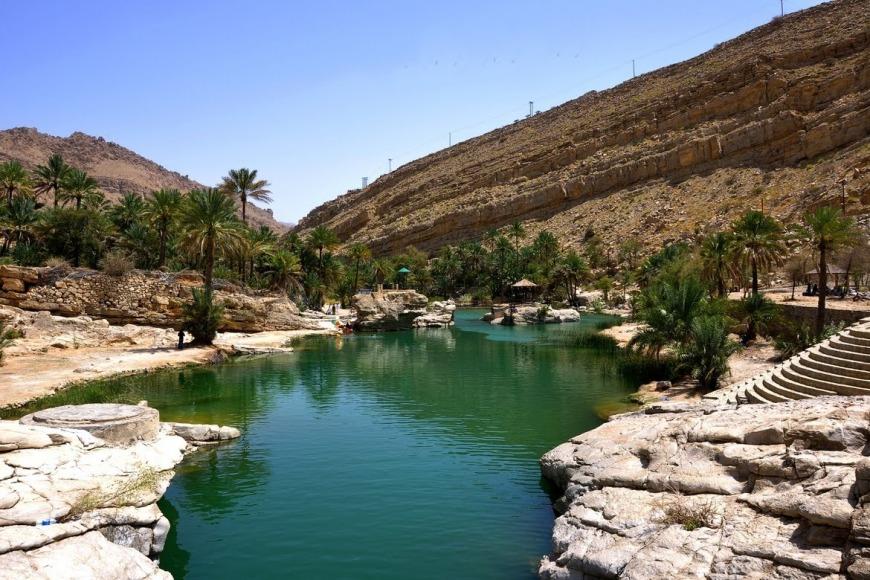 Wadi Bani Khalid | Photo: youtube.com/user/World1Tube
