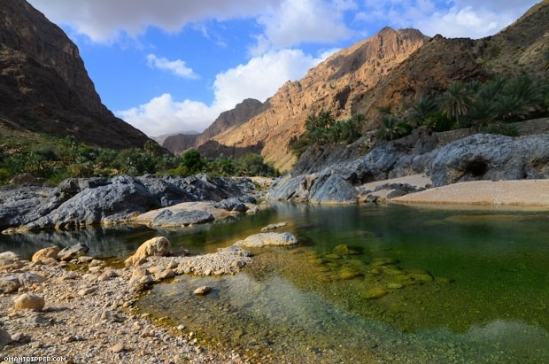 Wadi Al Arbaeen | Photo: omantripper.com