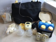 Medela Freestyle Breast Pump Deluxe Set