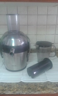 Philips Juicer- as new-British owned