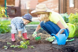 Little Green Fingers: Why Children Should Do More Gardening