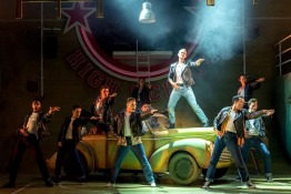 Grease the Musical: When Dubai Was Hit By Lightning!
