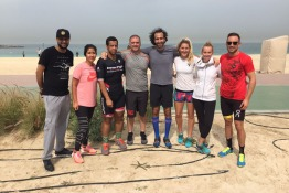 5 Benefits We Loved from the ITU World Triathlon Abu Dhabi