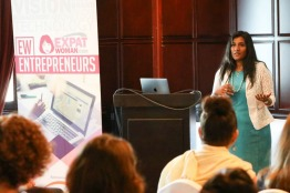 In Pics: The First EW Entrepreneurs For Working Women in Dubai