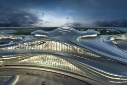 Abu Dhabi Airport to Be One of the World's Largest