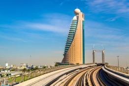 A Sneak Peak into the Dubai Frame