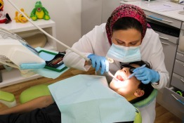 Review: My Son's Check-Up At Dr. Michael's Dental Clinic