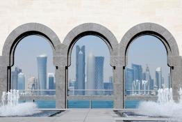 Impressive Works of Art in Qatar