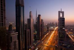 Earthquake Tremors Felt by Residents in Dubai