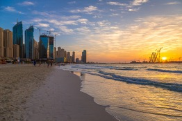 Rules to Follow at Dubai's Open Beaches