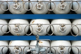 Mainline and Bottled Gas