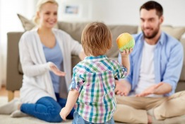 How Playing With Your Kids Help With Their Development