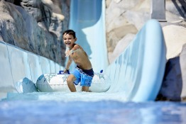Explore Iceland Water Park - The Coolest Place in the Desert!