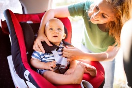 New Rules to Standardize Child Car Safety Seats Implemented in the UAE