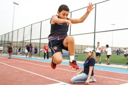 Kings' School in Dubai Recently Hosted the Under 11 Games
