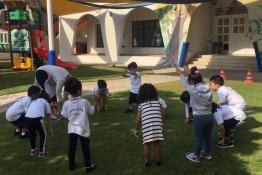 Nursery in Dubai Takes on the Dubai Fitness Challenge