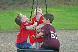 Tips for Playground Safety