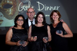 Travel Counsellors Gala Dinner UAE Conference 2016
