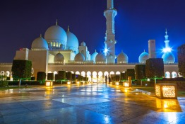 Top 10 Abu Dhabi Tourist Attractions