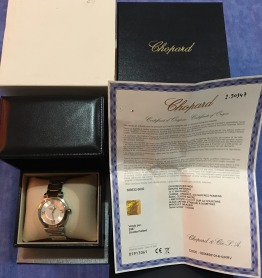 Authentic Chopard watch