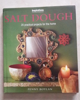 SALT DOUGH INSPIRATIONS (DIY BOOK)