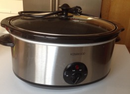 Slow Cooker XL Kenwood /Juicer  XL Kenwood