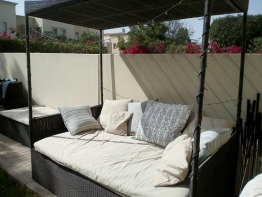 Rattan (Merano) Day Bed  and Loungers For Sale
