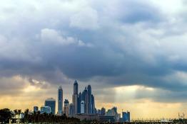 Dubai Rain in Pictures