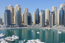 Dubai Area Guide: Jumeirah Lake Towers