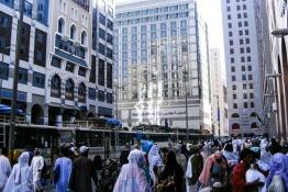 Dancing in Public in Saudi Arabia Can Get You Arrested