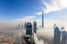 Look: The Best Pictures of Dubai in Fog