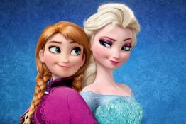 Frozen In Dubai Party Ideas