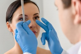 Nose Reconstruction Surgery Performed Successfully in Dubai