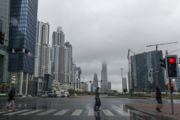 Safety Tips for Driving in the UAE's Bad Weather