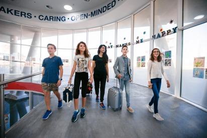 A New Boarding School Opens Its Doors in Dubai