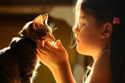 5 Benefits Pets Provide to Children