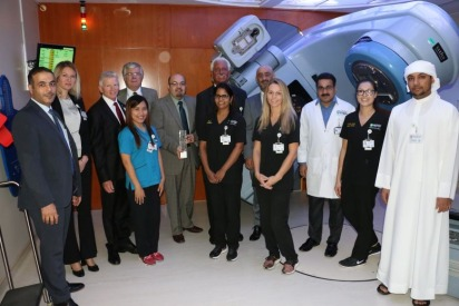 Dubai Hospital Certified as a Centre of Excellence for Radiotherapy