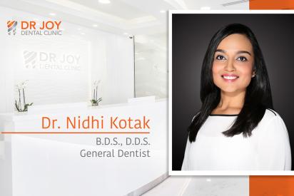 Dr. Joy Dental Clinics Welcomes New General Dentist in Jumeirah