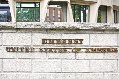 US Embassy in Vietnam